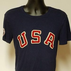 Ralph Lauren Official 2012 Embroidered Olympic T